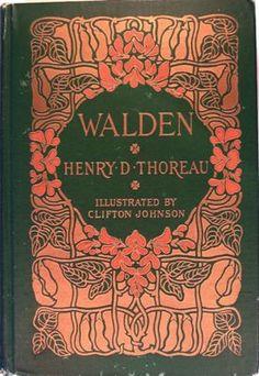 """""""Walden"""" es un clásico, Henry David Thoreau ejerció una influencia importante en pensadores como Gandhi, Luther King y Tolstoi. Es el precursor del ambientalismo por excelencia. Se opuso a la guerra de EStados Unidos con México. Definitivamente algo que hay que leer."""