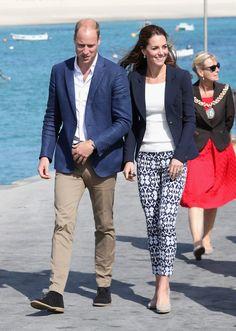 Europe's Royals — whatwouldcatherinewear: ST BLAZEY/TRESCO/ST...