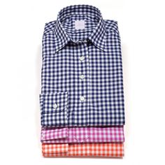 Need some cute popover shirts for spring!  Ann Mashburn Popover Shirts - Gingham - Southern Charm