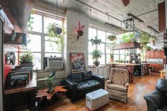 Bushwick Biodome Loft , Great View! - Apartments for Rent in Brooklyn