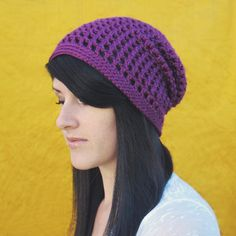 Free Pattern: Sugar Cone Skully Hat | Gleeful Things