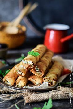 Sigara Böreği, börek au fromage Mezze, Flan, Bon Appetit, Brick, Recipe Of The World, Salad, Recipes, Pudding, Creme Brulee