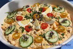 Manus Küchengeflüster: Kartoffelsalat mit Schmandcreme