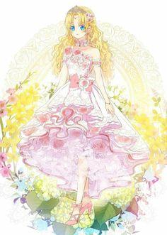 Athanasia - Who made me a princess - Athanasia – Who made me a princess - - Gekiga Manga Anime Love, Anime Girl Cute, Beautiful Anime Girl, Kawaii Anime Girl, Anime Art Girl, Chibi Anime, Chica Anime Manga, Manga Girl, Days Manga