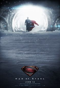 Man of Steel. To my surprise, I did infact enjoy this movie.