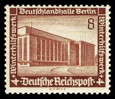Winterhilfswerk Deutschlandhalle Berlin-Erstausgabe 26.Oktober 1936