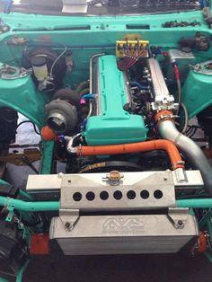 en Nissan Cefiro A31 ~ Tuned by AVS Performance