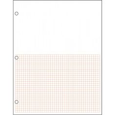 Decimal Graph Paper   Red  Graph Paper