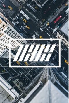Tumblr iKON logo wallpaper