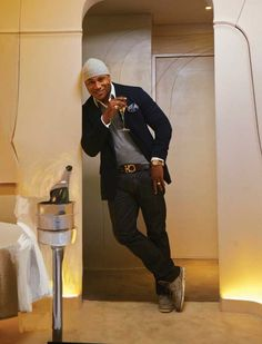 """During an exclusive photo shoot in Paris for CBS Watch! magazine, NCIS: Los Angeles star LL COOL J discusses marriage, manhood and staying """"cool."""""""