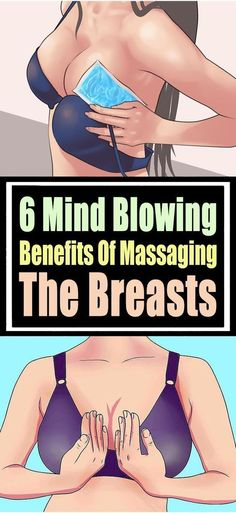Here Are 6 Mind Blowing Benefits Of Massaging The Breasts - Think Healthy Health And Beauty, Health And Wellness, Health Care, Health Fitness, Health Advice, Fitness Legs, Health Goals, Wellness Tips, Herbal Remedies