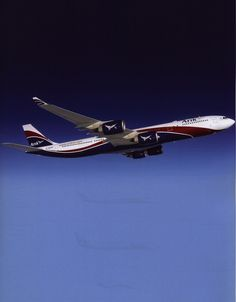 https://flic.kr/p/HCvho9 | Arik Air; 2012_2, Airbus A340-500