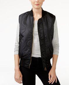 69.99$  Buy here - http://vinjj.justgood.pw/vig/item.php?t=ok6hk4p19271 - Reversible Bomber Vest, Only at Macy's