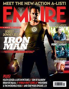 Iron Man - Empire Magazine