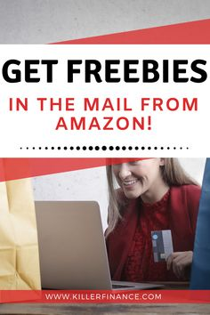 Quick Money, How To Make Money, Amazon Membership, Birthday Freebies, Amazon Hacks, Free Samples By Mail, Get Free Stuff, Productivity, Sign