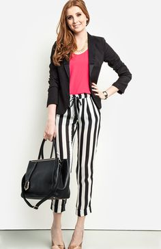 Check out The Polite Stripes at DailyLook