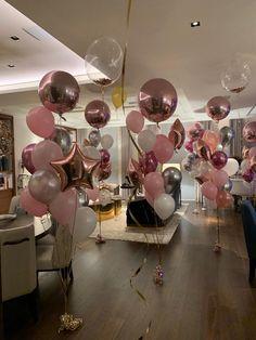 Balloons, Chandelier, Ceiling Lights, Home Decor, Globes, Candelabra, Decoration Home, Room Decor, Chandeliers