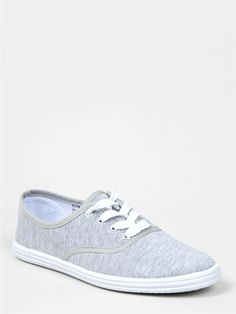 Bamboo Stoked-01 - Gray Heathered Fabric | Shop Shoes
