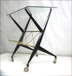 Angelo Ostuni's table