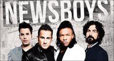"Newsboys Launch ""We Believe... God's Not Dead"" Tour"