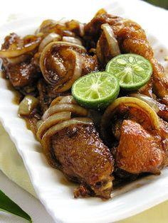 ayam goreng kecap resep masakan indonesia