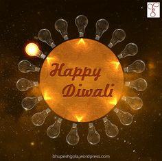 Animated GIF of Happy Diwali
