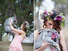 Springtime Easter Inspiration | Green Wedding Shoes Wedding Blog | Wedding Trends for Stylish + Creative Brides