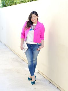 A Great Pair Of Jeans Is The Perfect Base For Spring Looks And A Bright