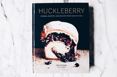 """""""If you've not heard of the Huckleberry cookbook, you're not living. This book redefines breakfast; filled with more than 140 recipes and gorgeous photographs made by Matt Armendariz, this is THE book for for bakers and all-day brunchers."""" - @kamrantsg  of The Sophisticated Gourmet on his #GiveBooks choices."""
