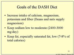 Goal of the Dash Diet Dash Eating Plan, Dash Diet Plan, Eating Plans, Dash Diet Recipes, Low Sodium Recipes, Carb Cycling Meal Plan, Dash Recipe, Mayo Clinic Diet, Loose Weight Fast