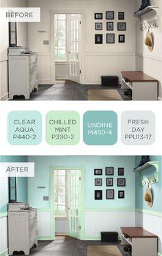 Paint Color Visualizer Chart Colorsmart By Behr