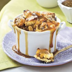 More banana pudding recipes from Southern Living: Peanut Butter-Banana Sandwich Bread Pudding.