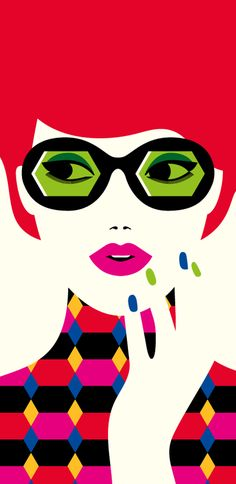 Love love! Excellent illustrator. Malika Favre