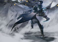 Dota 2: Phantom Assassin by ~TaoPaint on deviantART