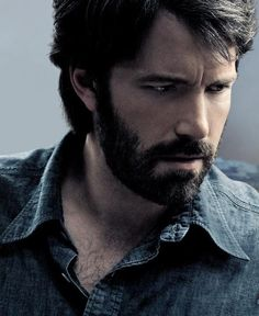 Ben Affleck in Argo with the beard was who I imagined as the perfect Clark Richmond. He is very likable, which justifies his horrible actions. What do you think?