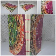Cuadernos artesanales, hechos a mano Boutique, Tableware, Painting, Handmade Notebook, Artist's Book, Facts, Libros, Artists, Dinnerware
