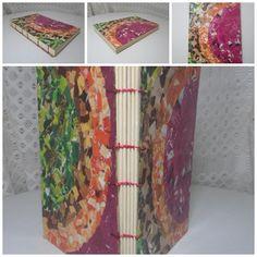 Cuadernos artesanales, hechos a mano