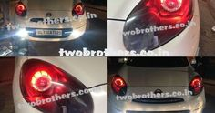 LED tail lights | Projector headlights|Led Headlights Bulbs | Led Tail Lamps | Maruti ritz projec...