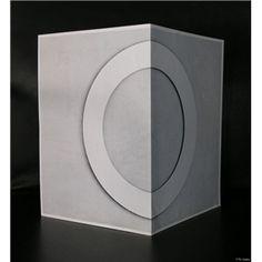 P. Struycken # AD DEKKERS # galerie Swart, 1975, nm