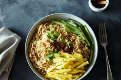 Sichuan Mouth-Numbing Cold Noodles recipe on Food52