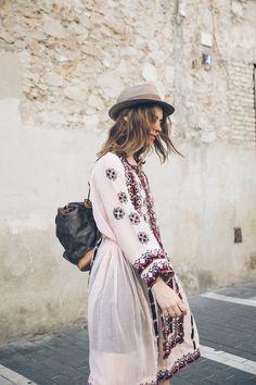 D-India Dress and Boho Look - Dansvogue.com