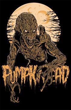 Pumpkinhead Poster :: Posters & Art :: House of Mysterious Secrets ...