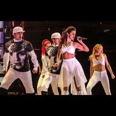Selena Gomez - Houston Rodeo / Dancers: Chris Castillo, Casey Motley, Ashley Cinq-Mars, Aja DePaolo, Charm Jordan