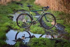 https://flic.kr/p/26qaJ1j | A01_5270 #steel #gravel #bilaminating #columbus #custom #madeinpoland #bicycle #frontrack #rack #stainless #nierdzewny #shimano #nitto #regal #retroshift #gevanelle #dtswiss #bike #grass #bikeporn #4130