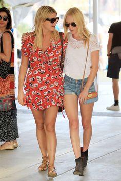 Kate Bosworth at the Coachella Music and Arts Festival in California