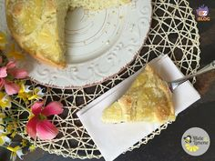 Torta Pina Colada sofficissima! - ricetta senza burro e olio