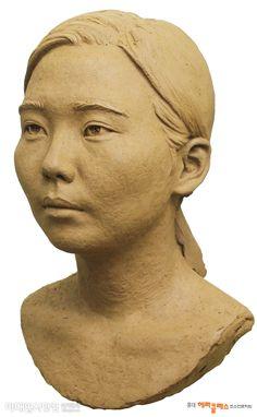 Human Sculpture, Sculpture Head, Horse Sculpture, Drawing Practice, Sculpting, Carving, Asian, Horses, Ceramics