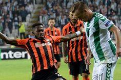 Shakhtar Donetsk v Konyaspor background