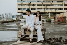 One Couple's Intimate Pre-Wedding Session In Singapore - 007 Pre Wedding Photoshoot, Wedding Poses, Wedding Shoot, Photoshoot Ideas, Wedding Ideas, Couple Photography Poses, Wedding Photography, Beautiful Moments, Engagement Shoots