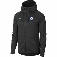 Shop for your Nike Chelsea FC Tech Fleece Windrunner from SoccerPro. Windrunner Jacket, Chelsea Soccer, Chelsea Fc, Football Shoes, Soccer Jerseys, Soccer Outfits, Tech Fleece, Moda Fitness, Hooded Jacket
